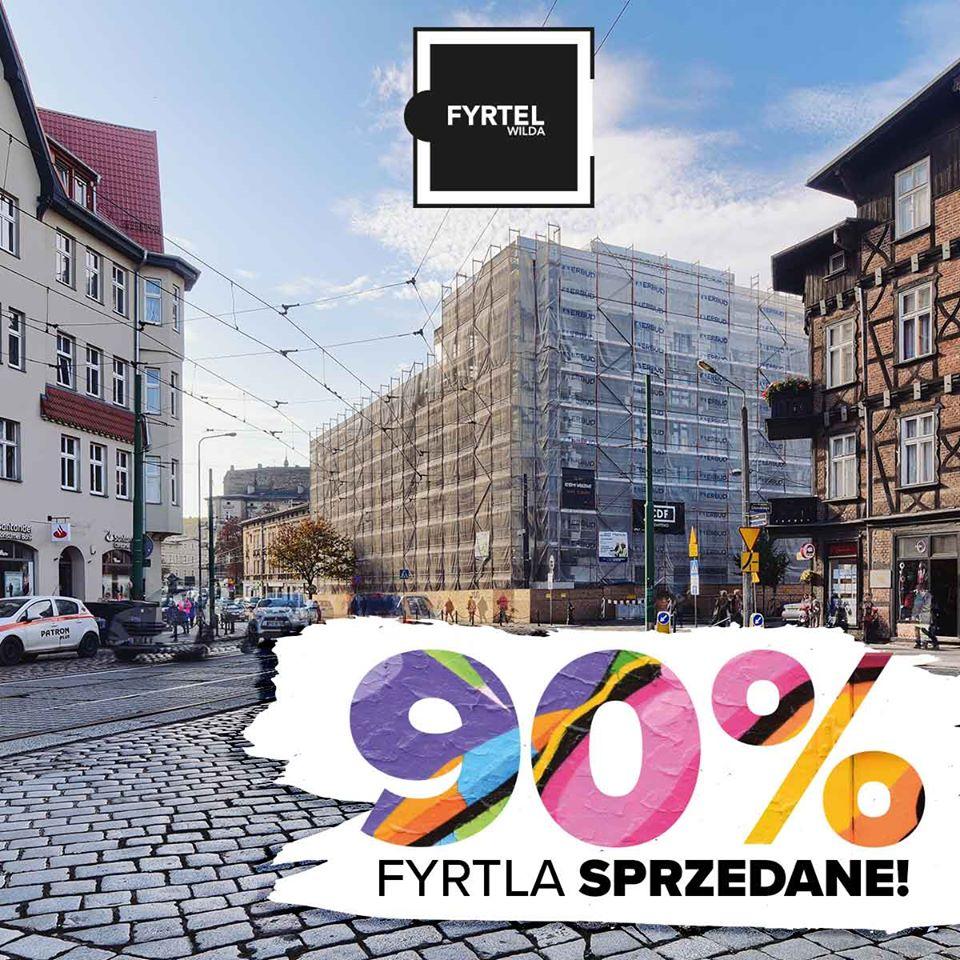 Duda Development Fyrtel Wilda