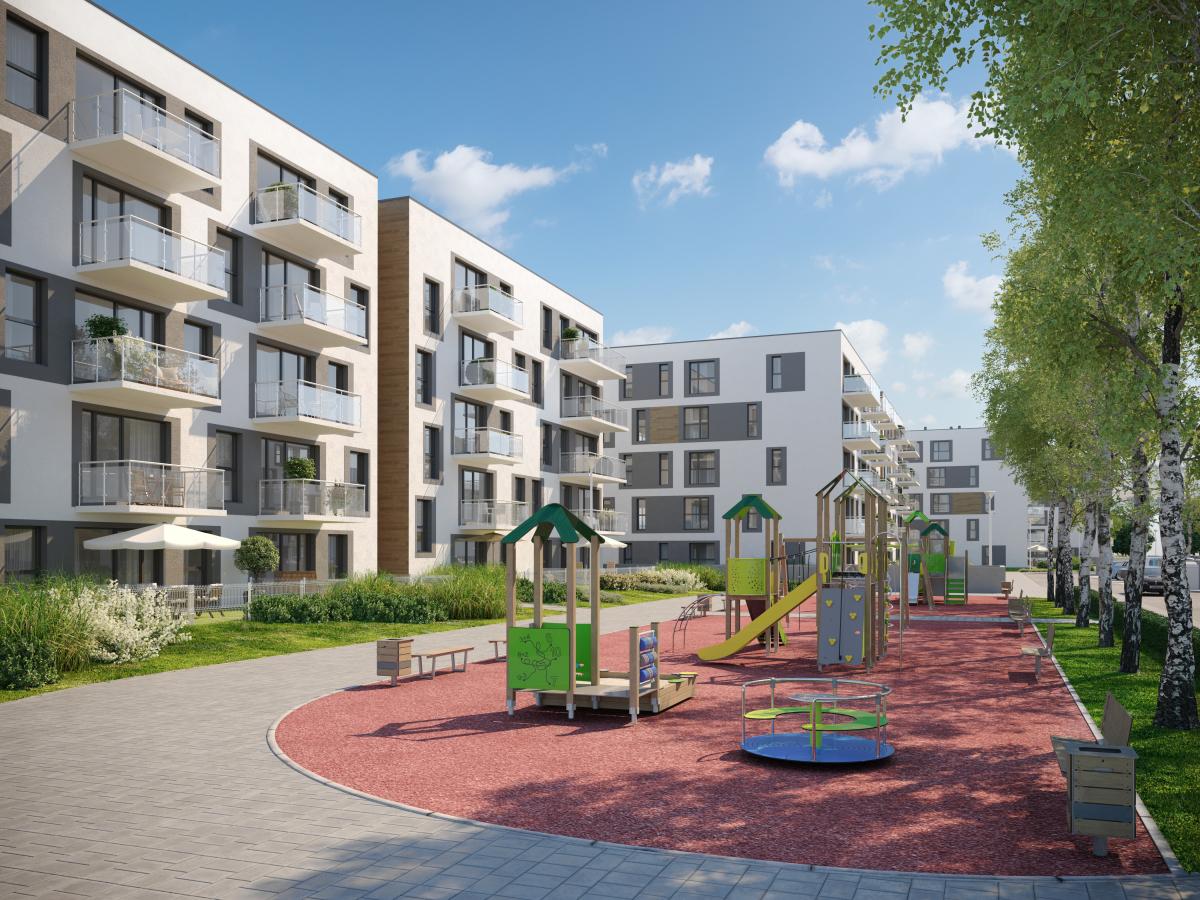 EBF Development Zdrojowa Polana