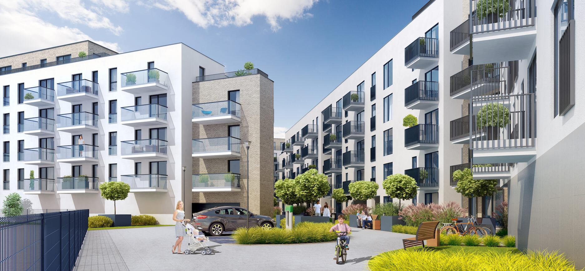 Echo Investment Apartamenty Esencja