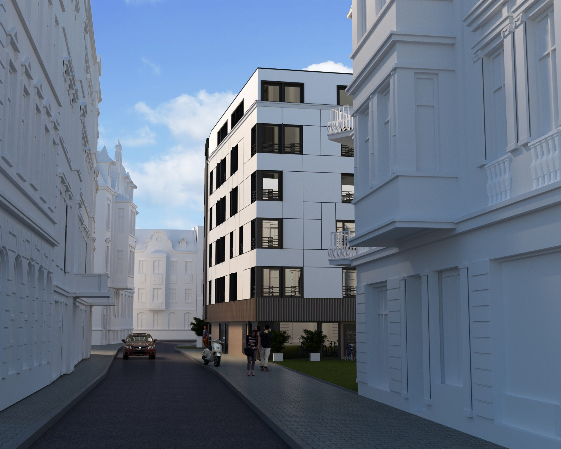Moryson Development Rybaki 1