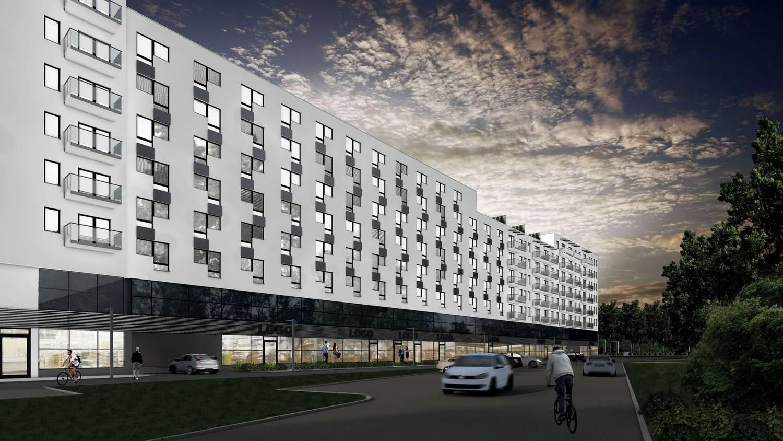 Popowice Development Legnicka Street II