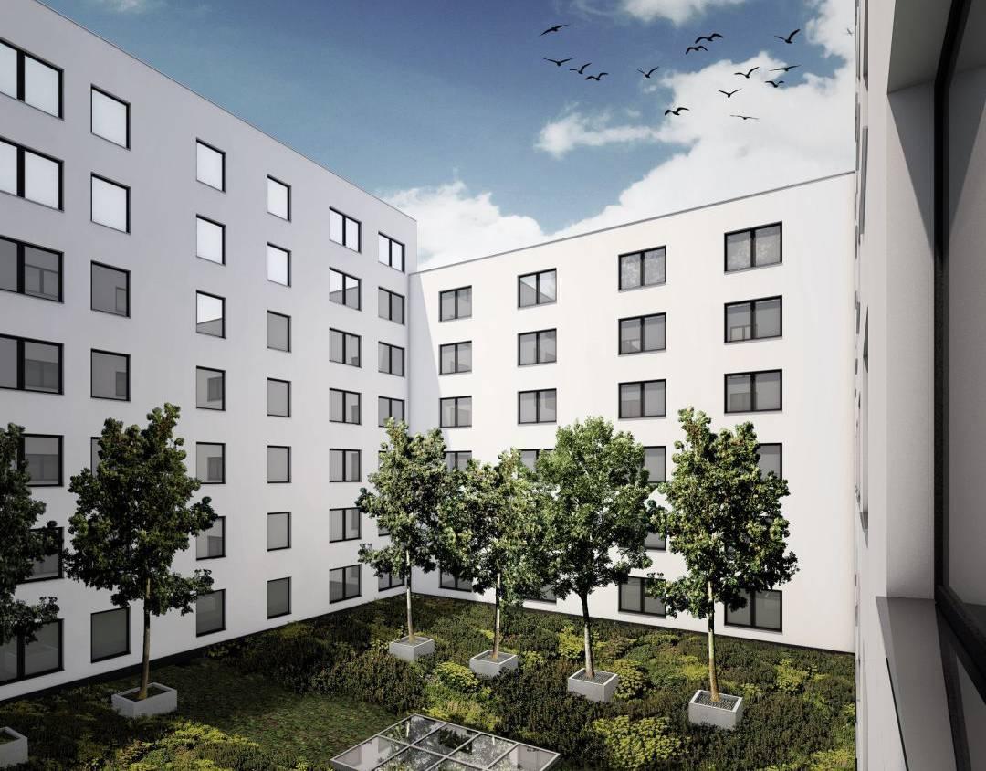 Popowice Development Legnicka Strret II