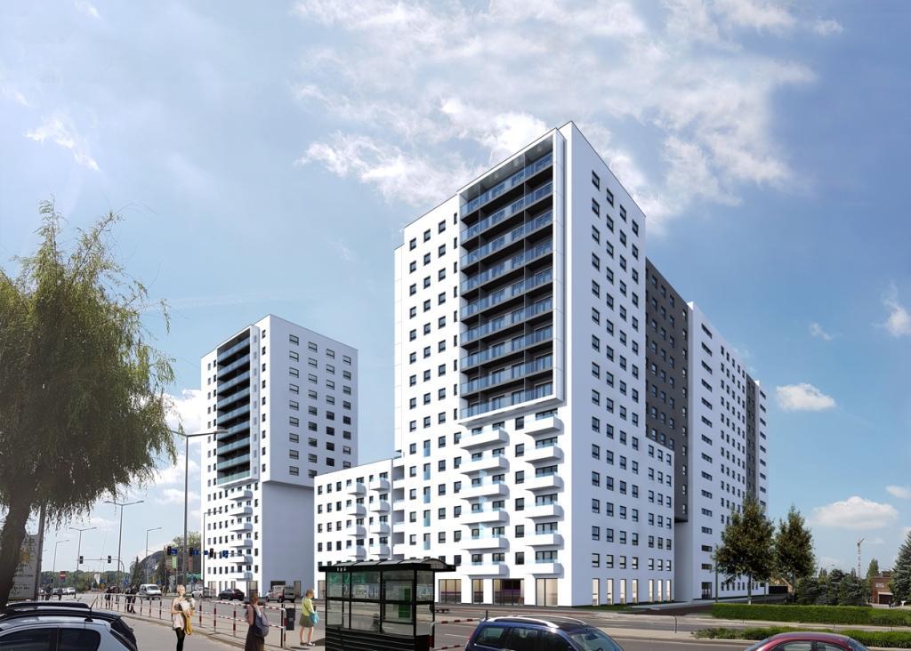 SJM Apartments Bułgarska 59